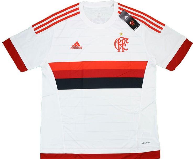 2015-16 Flamengo Away Shirt *BNIB* - New Shirts - Clearance - Classic Retro Vintage Football Shirts