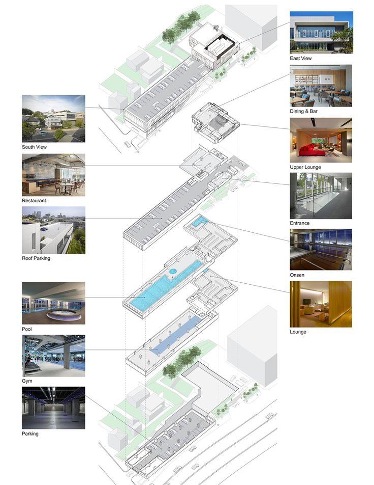 Gallery of Aqua Sports & SPA / COE Architecture International - 34