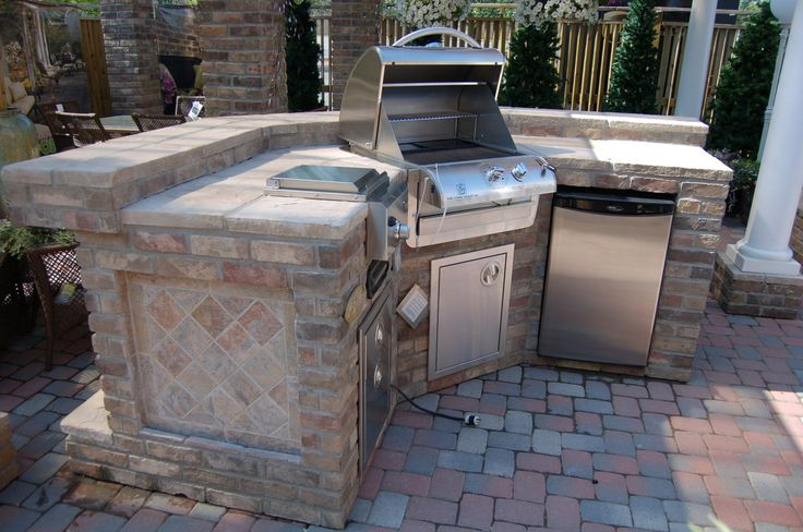 Outdoor Kitchens - THE PATIO OUTDOOR