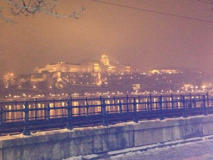 Romantic Budapest !!!