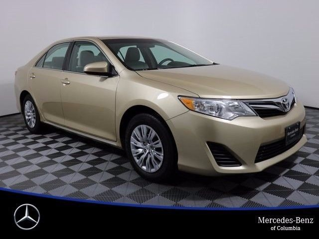 Cool Great 2012 Toyota Camry -- 2012 Toyota Camry  36,989 Miles Sandy Beach Metallic 4D Sedan 2.5L I4 SMPI DOHC 2017/2018