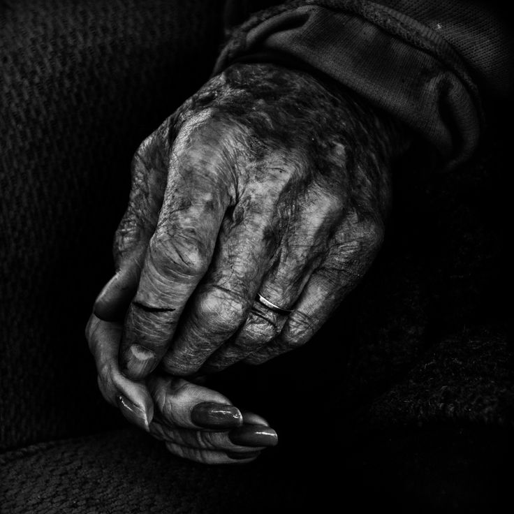 True Love Never Grows Old by Betina La Plante | ツ Hands ...