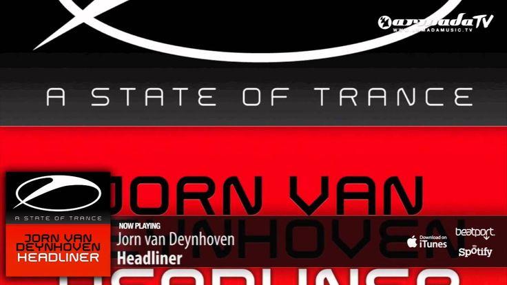 Jorn van Deynhoven - Headliner (Original Mix), one of my favorite track for my Spinning clases!!