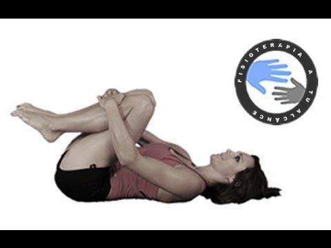 ▶ Lumbalgia y ciática, estiramientos para aliviar el dolor / Fisioterapia a tu alcance - YouTube