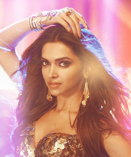 Deepika Padukone in the movie Happy New Year