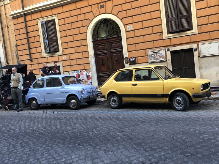 "Can you say ""cincocento""?! Italy, Vehicles, Car"