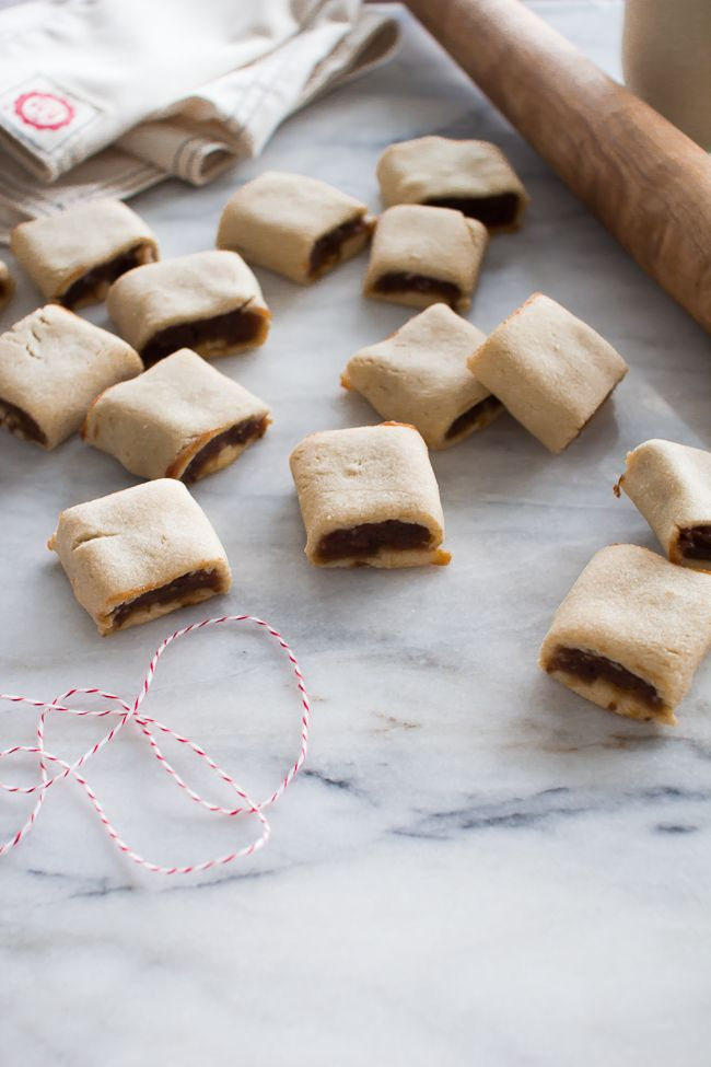 Date newtons are a deliciously sweet twist on fig newtons