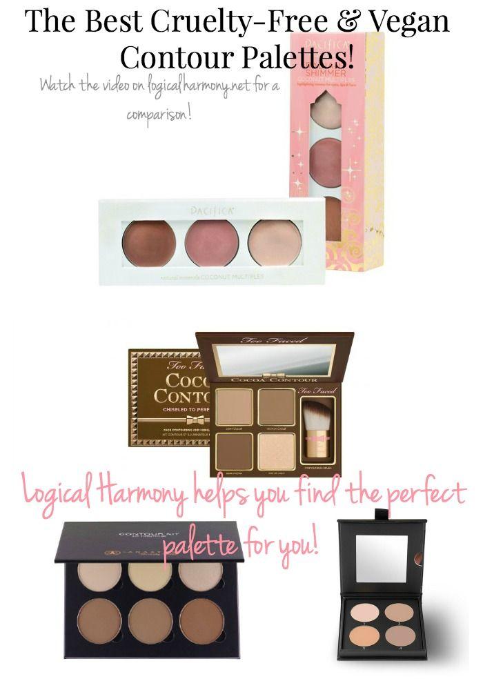 Best 25 contour palette ideas on pinterest contour makeup the best cruelty free contour palettes video ccuart Images