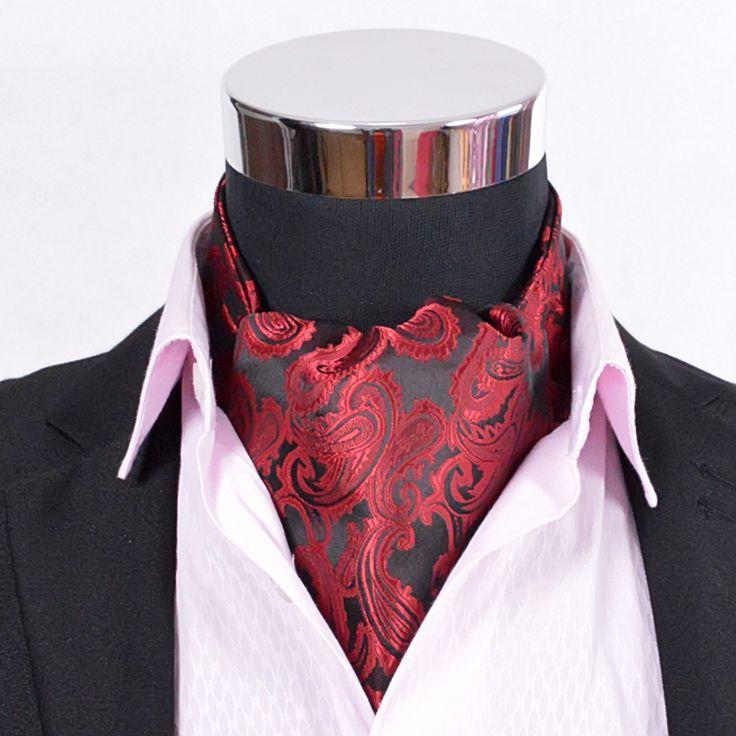 Hot Sale Luxury Men Satin Silk Cravat Big Size - All Match Male Ties Cravat For Autumn Winter //Price: $10.9 & FREE Shipping //     #shopping #souvenir #birthdaygift