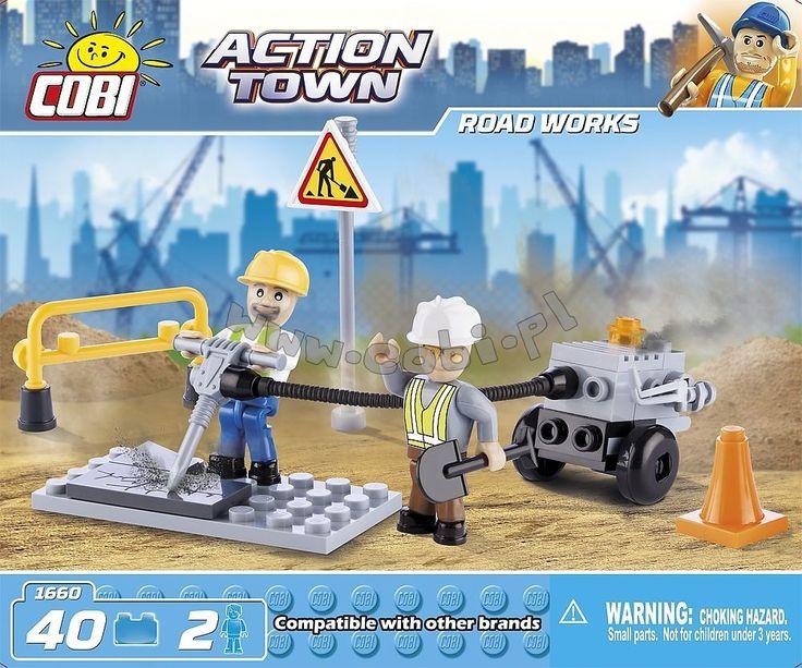 Roboty drogowe | Road Works
