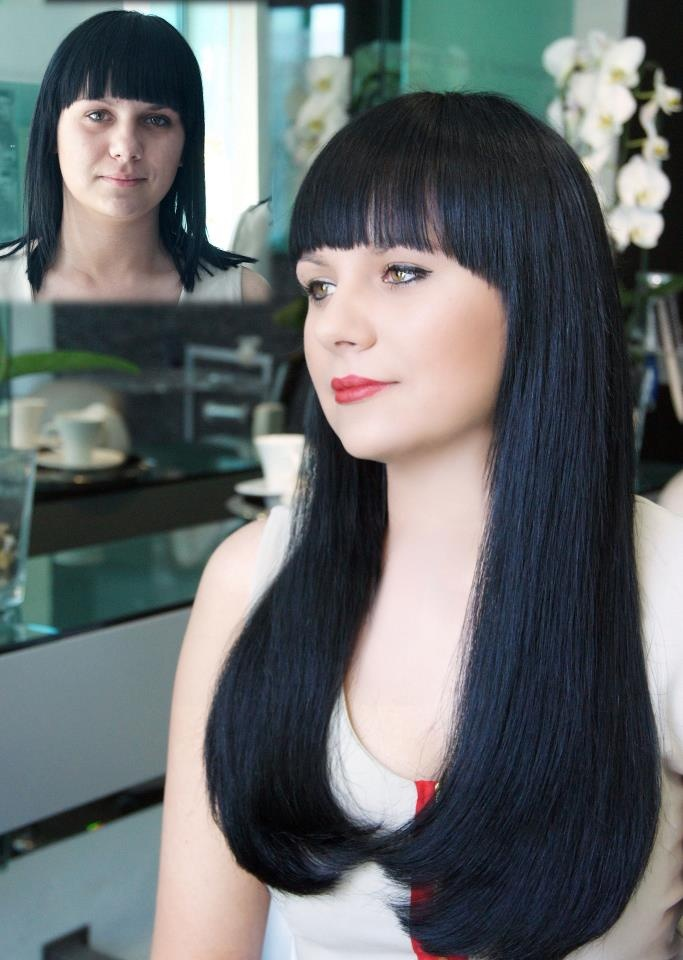 23 best great lengths hair extensions images on pinterest great sylwia the winner of our contest her new great lengths hair extension before pmusecretfo Images