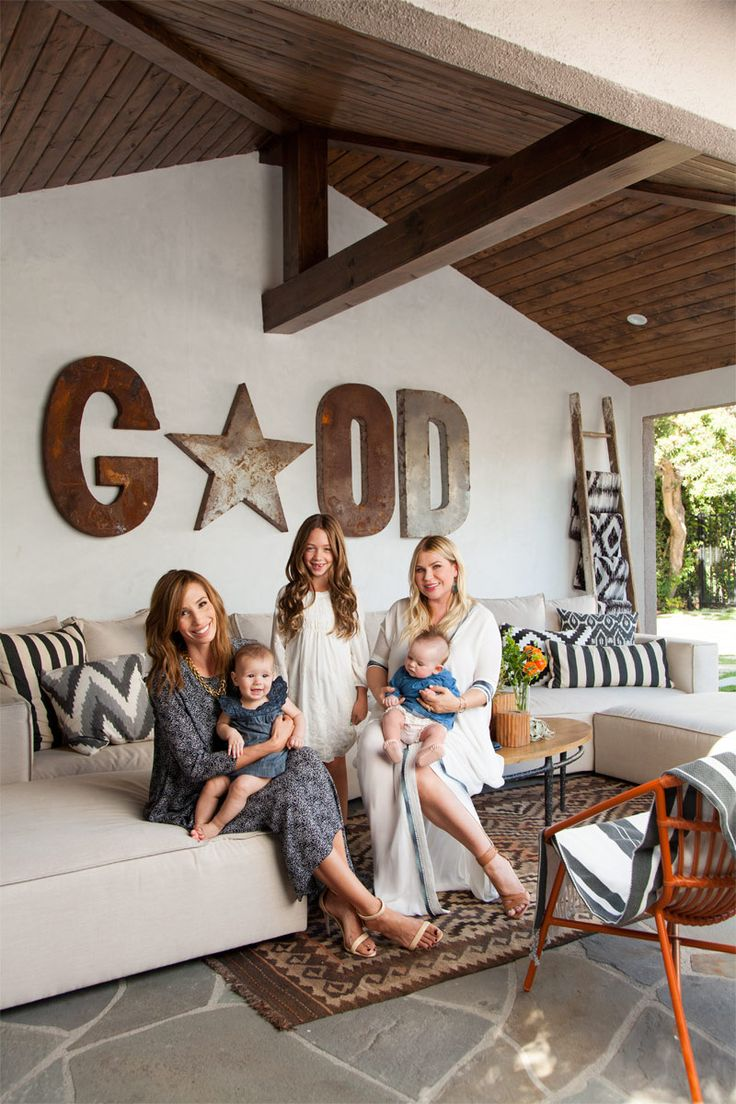 Get a Peek Inside Two Major Stylists' West Hollywood Homes