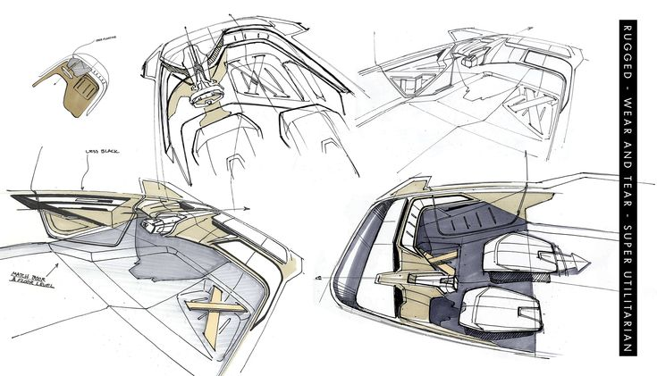 VW_Internship on Behance