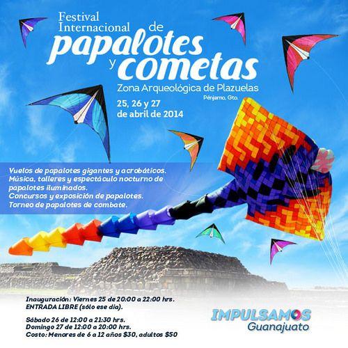 Papalotes y Cometas