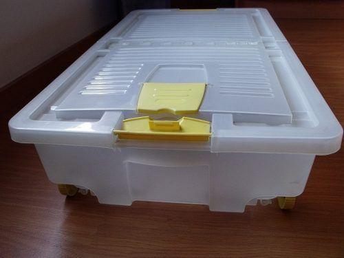 M s de 25 ideas incre bles sobre organizadores bajo cama - Organizador zapatos ikea ...