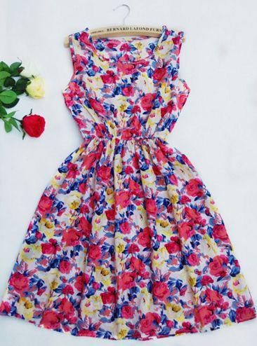 2016 Summer Dress - Dress #103