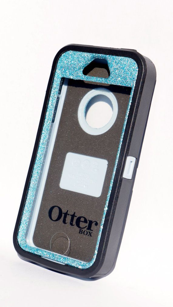 Otterbox Case iPhone 5/5s Glitter Cute Sparkly by NaughtyWoman, $49.99