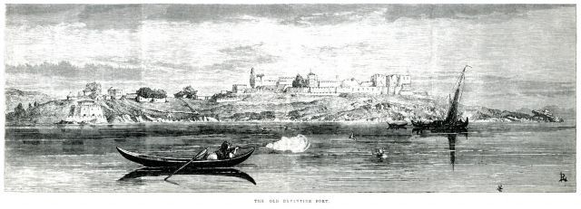 The Castle of Mytilene, 1867