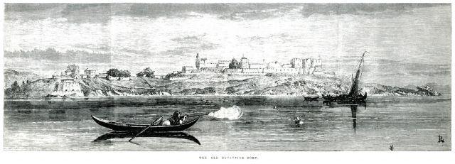 The Castle of Mytilene, 1867