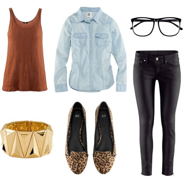 Sock Bun Outfit Pinned off AricaHK's Polyvore
