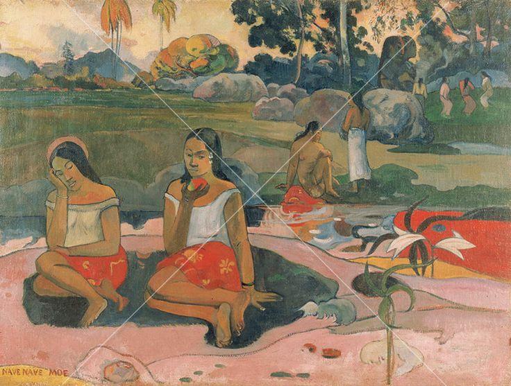 Carta da Parati Gauguin