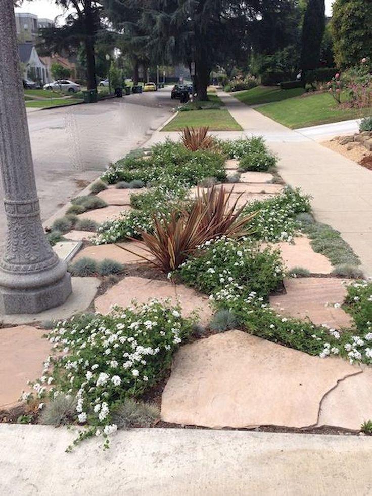 69 best sidewalk planting ideas images on pinterest diy. Black Bedroom Furniture Sets. Home Design Ideas