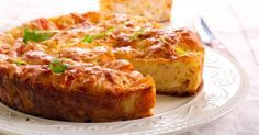 Recette de Quiche sans pâte minceur au poulet et aux légumes. Facile et rapide à réaliser, goûteuse et diététique.