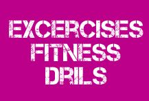 Survival fitness, exercises, emergency drills... everything that requires you take ACTION.