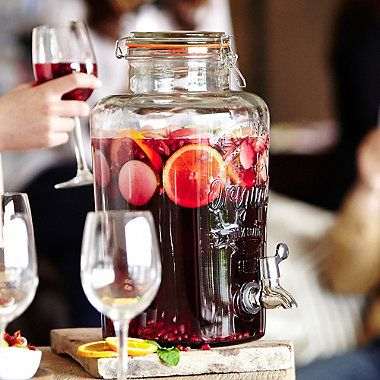 Christmas Punch - no alcohol