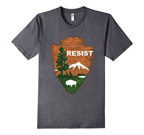 Resist Alternative facts and support public lands t shirt