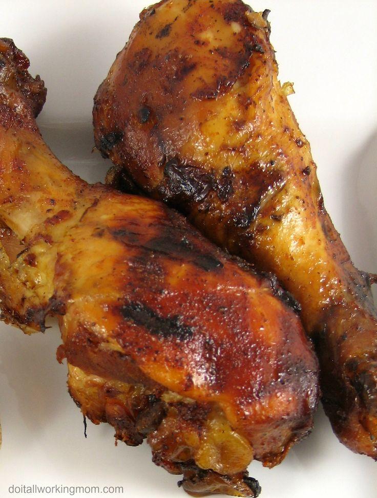 Honey Chicken Drumsticks - Do It All Working Mom