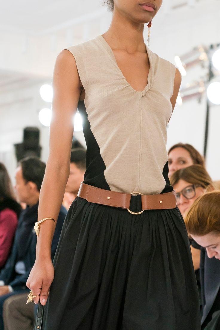 Chloe Spring 2018 Fashion Show Details - The Impression