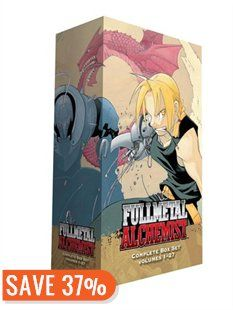 Fullmetal Alchemist Box Set Book by Hiromu Arakawa | Trade Paperback | chapters.indigo.ca