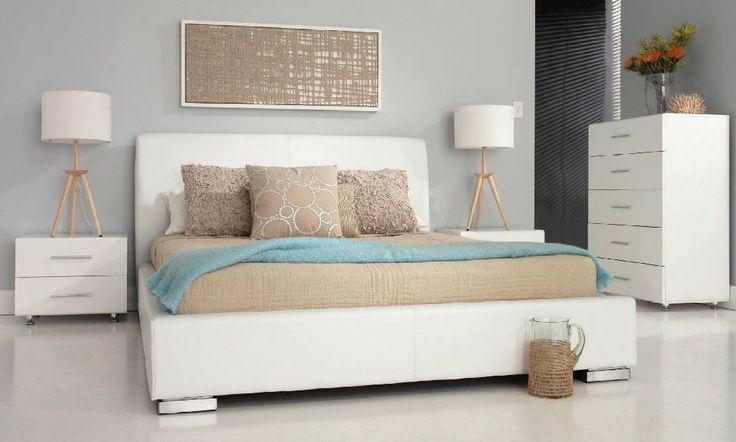 Glossy White Bedroom Furniture Brilliant Review
