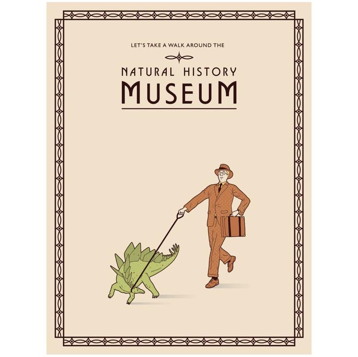 Natural History Museum Prints