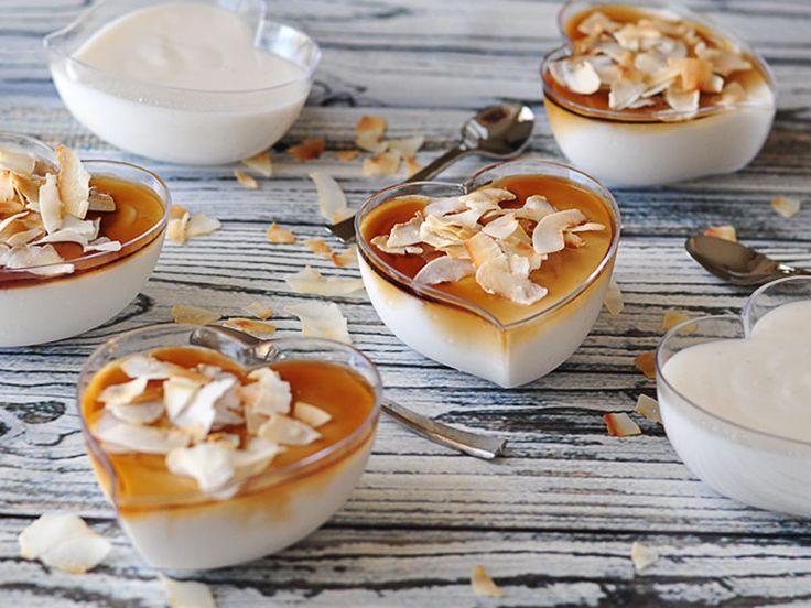 מלבי חלב קוקוס (פרווה) - שמח במטבח של רות אופק
