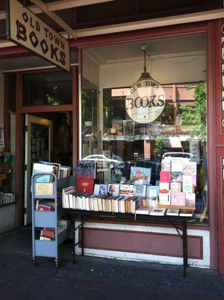 Old Town Books - Tempe, AZ, United States