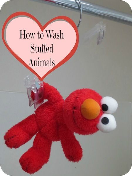 Washing Stuffed Animals | How to Clean Your Baby's Babies