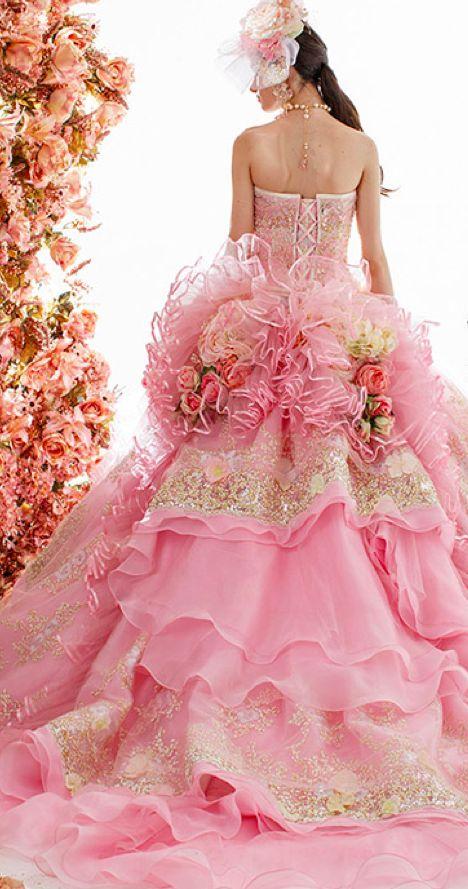 Wedding Dress *Stella de libero*