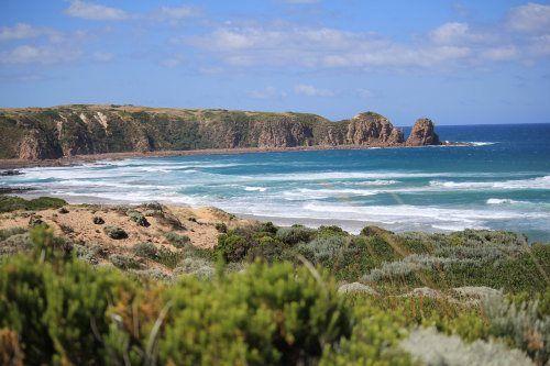 View to Cape Woolamai, Phillip Island