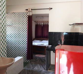 Check out this awesome listing on Airbnb: Apartment near Morjim beach - Apartments for Rent in Morjim