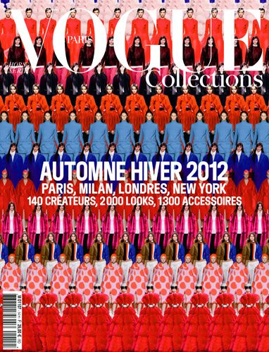 The new Fall/Winter 2012-2013 Vogue Collections