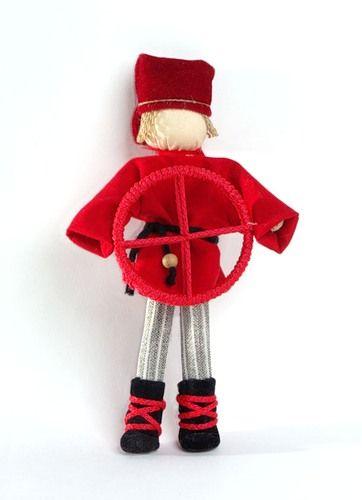 МК Спиридон-cолнцеворот. Обрядовая кукла - Зоя Пинигина