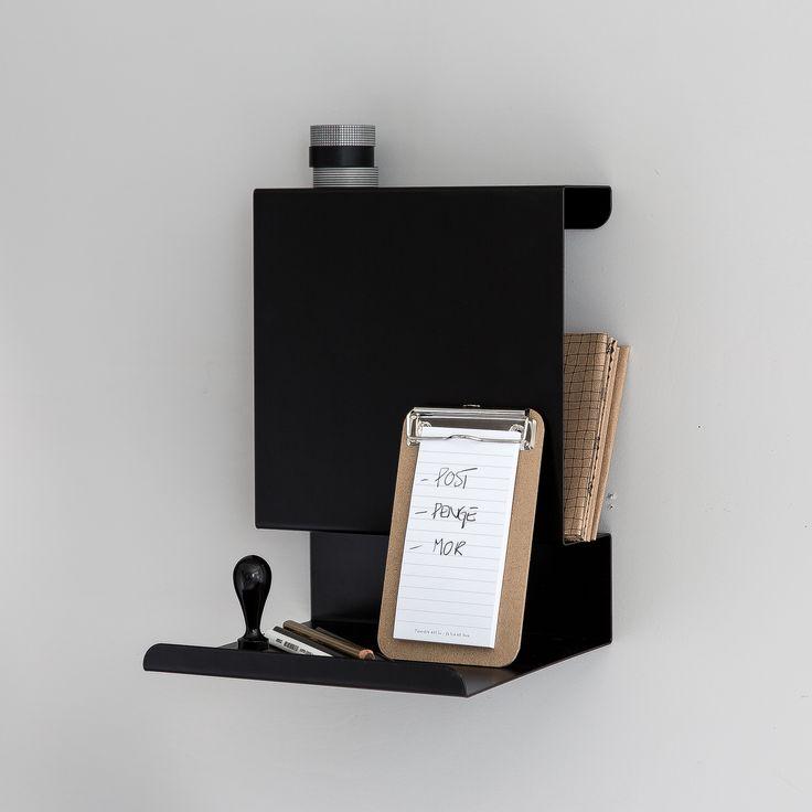 Ledge:able shelf at work