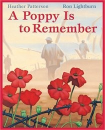 A great book for Remembrance Day