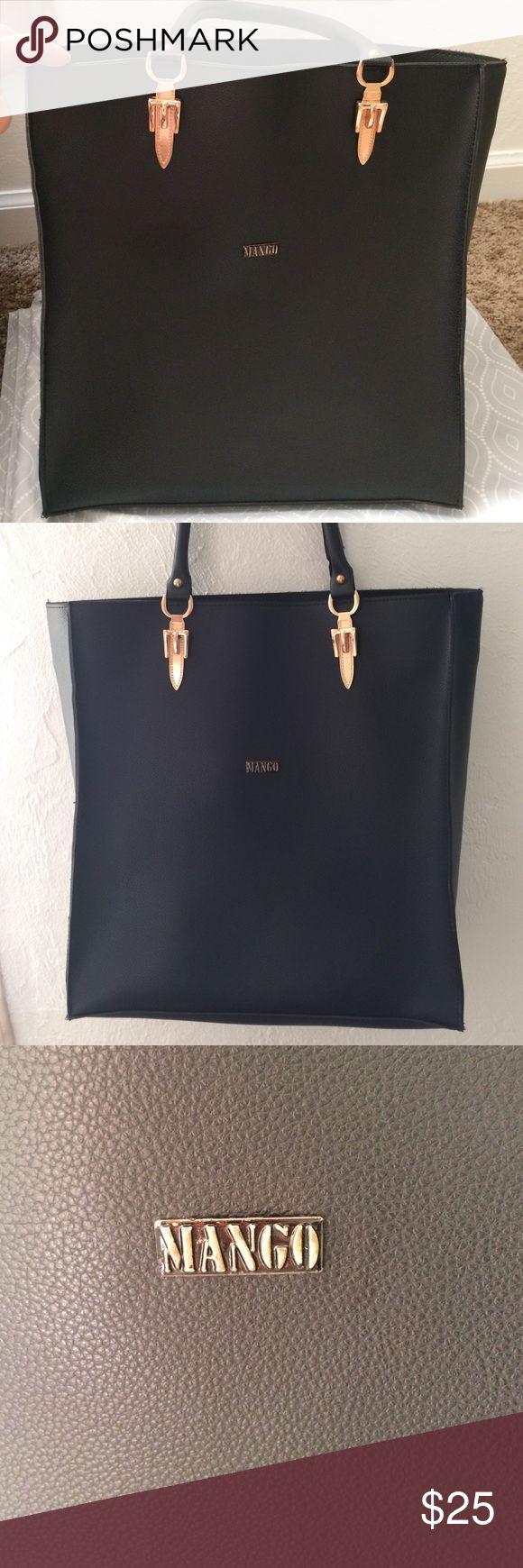 Mango bag Mangi bag ( European Brand) , great condition Mango Bags Totes