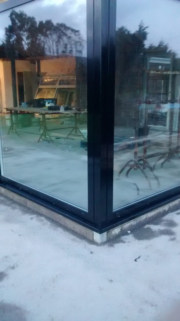 Completed job: supplied triple glazed Schüco AWS windows \u0026 doors for house extension in Co. Cork IE & 16 best Doors images on Pinterest   Entrance doors Model photos ... Pezcame.Com