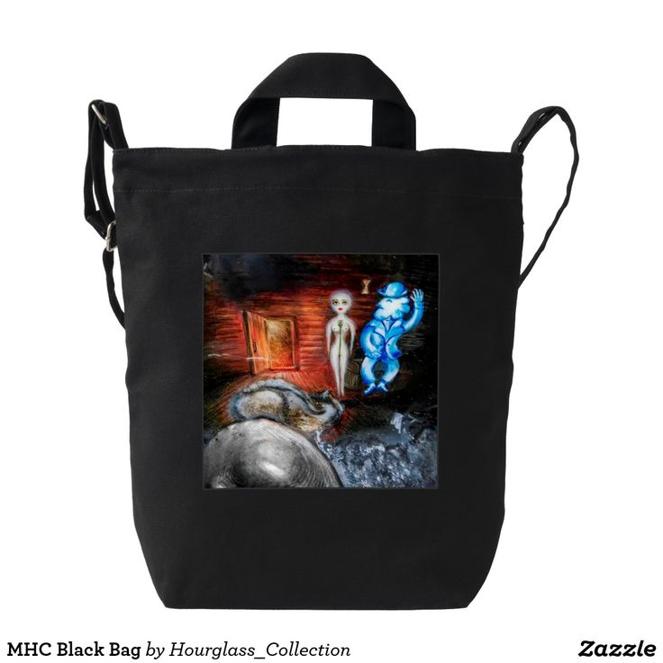 MHC Black Bag