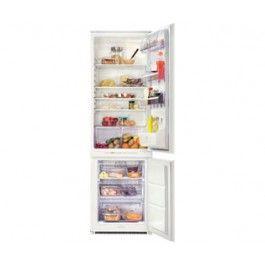 Zanussi ZBB28650SA 282L A+ noFrost Integrated Fridge Freezer - Intergrated Refrigeration - Refrigeration - Household Appliances