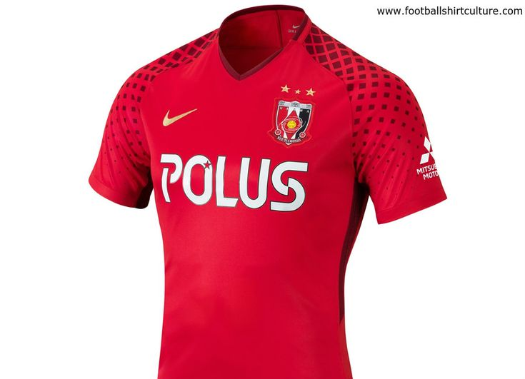 #football #soccer #futbol #urawareds #浦和レッズ #jleague Urawa Red Diamonds 2018 Nike Home Kit